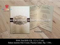 Kartu Undangan Pernikahan Hard Cover