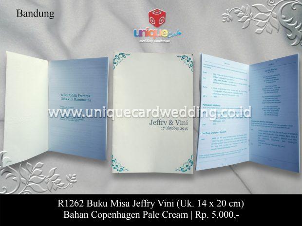 undangan pernikahan jeffry-vini